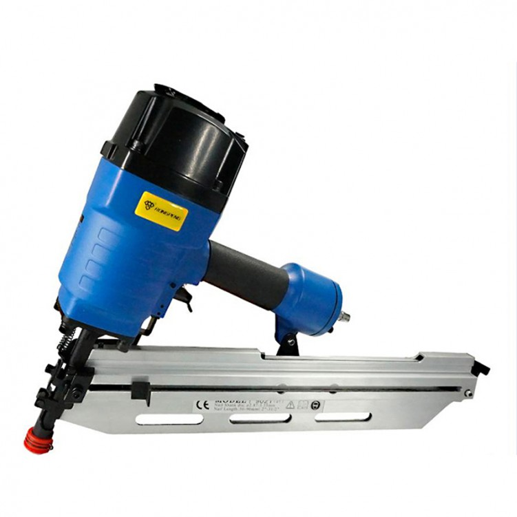 2-in to 3-1/2-in 21-Degree Round Head Air Framing Nailer