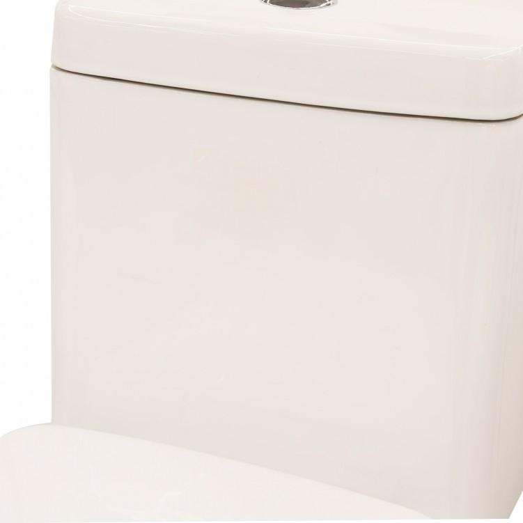 Saso Washdown One Piece Ceramic Floor Mounted Toilet