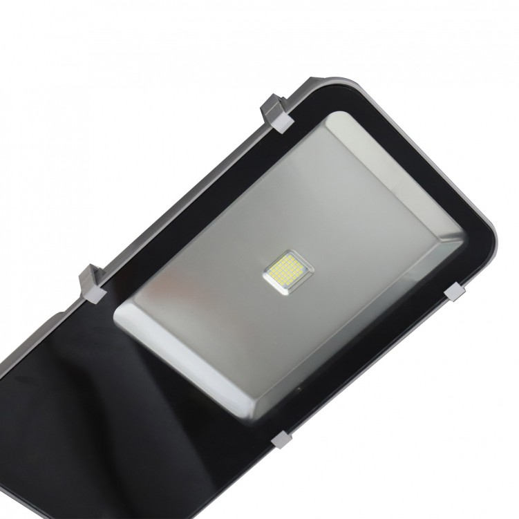 LED 60W Square Flanged Integrated Street Lamp