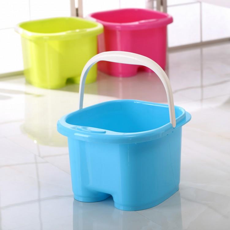 Foot Massage Spa Bath Bucket with Handle