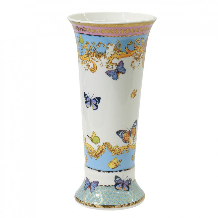 Ode to Joy Ceramic Flower Vase