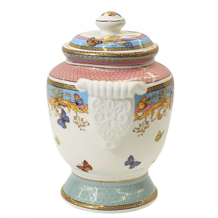 Ode to Joy Ceramic Handicraft Jar
