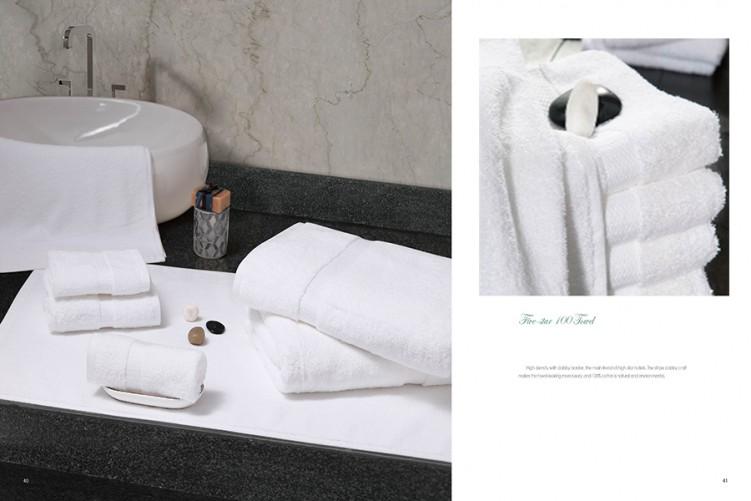Luxury Bathroom Hotel Hand Towel