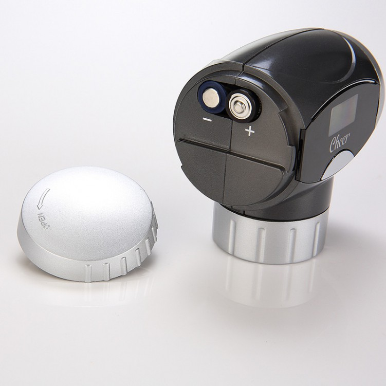 Electronic Vacuum Wine Stopper