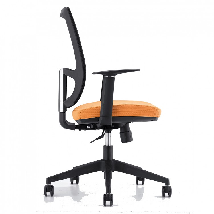 Office Chair, Black  Mesh Sponge CH-155B