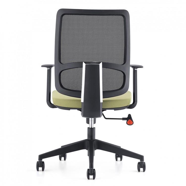 Office Chair, Black  Mesh Sponge CH-155B