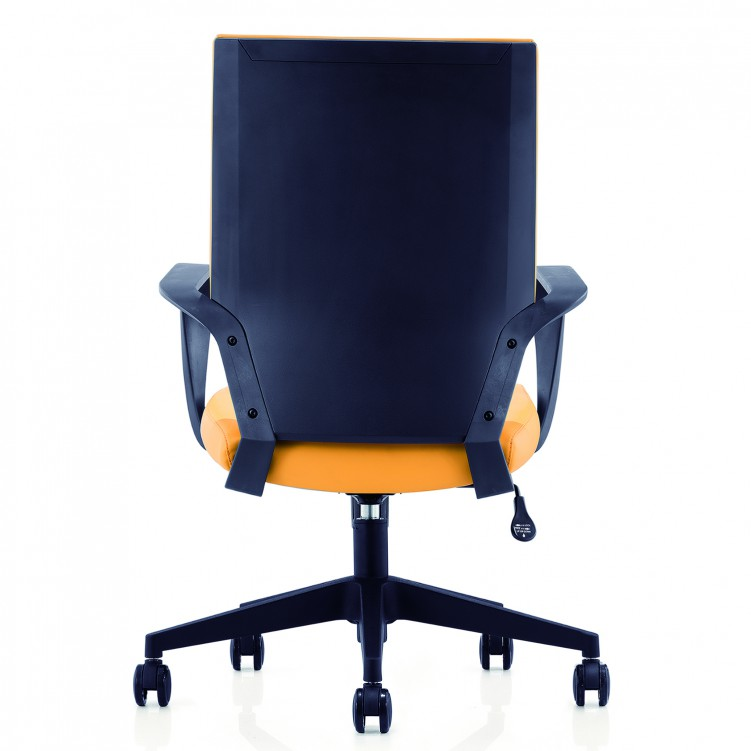 Office Chair, Black Mesh CH-192B