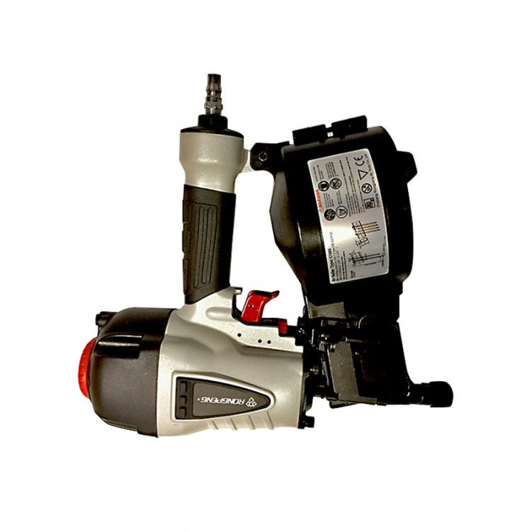 1-in to 2-1/2-in Air Coil Siding Nailer