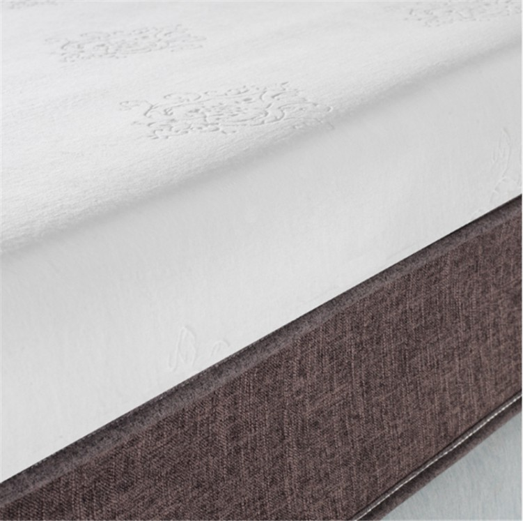 Top Natural Latex Independent Spring Mattress 1800*2000*230mm
