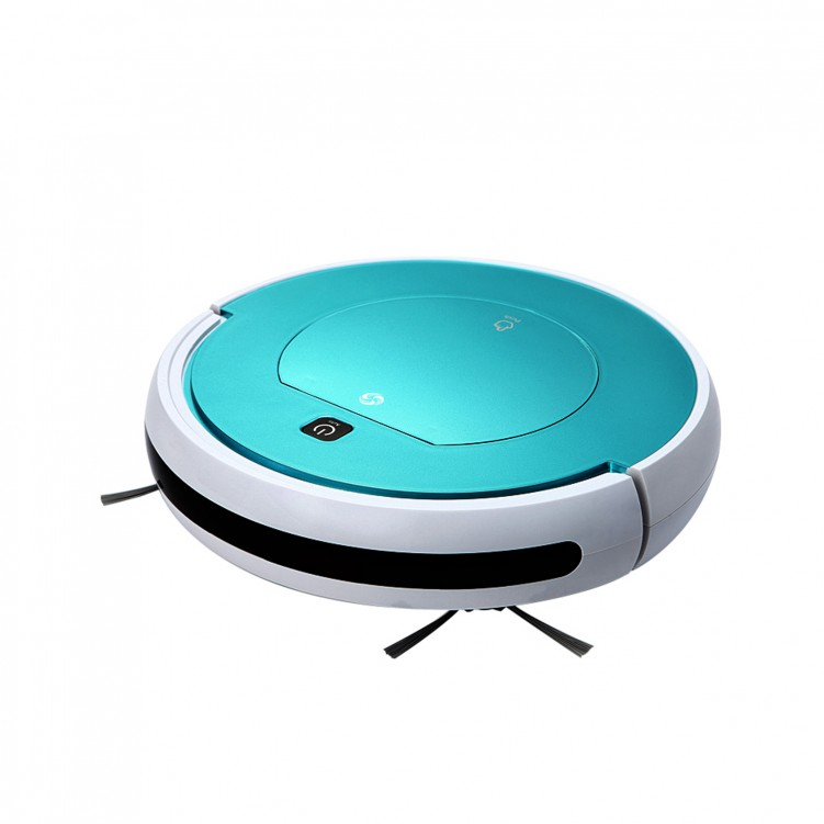 Robot Cleaner Black Blue