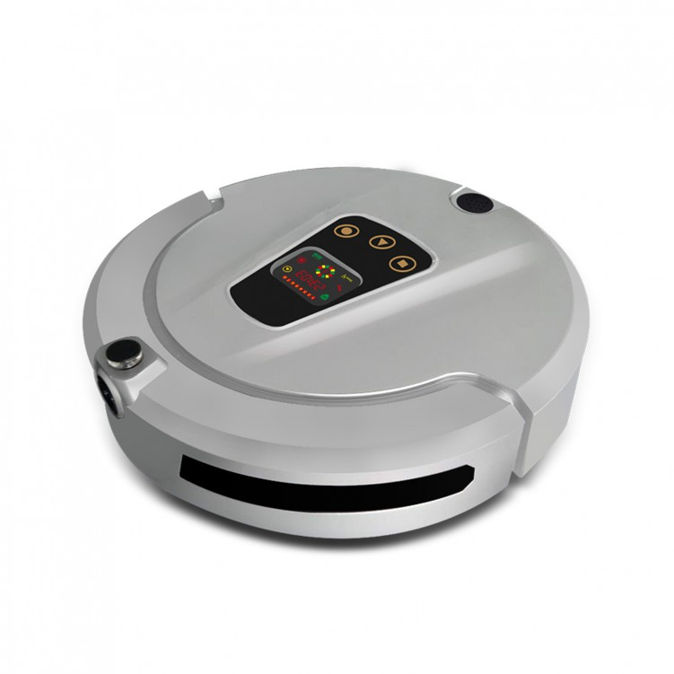 Robot Cleaner Gray
