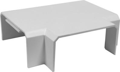 105×50mm Flat Tee ,PVC Multifunctional Trunking