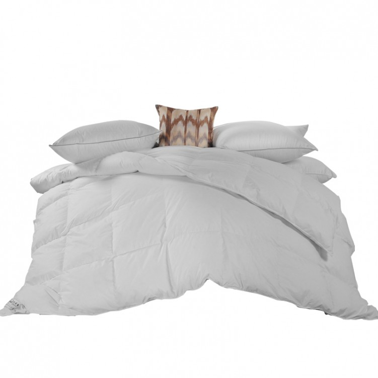 Hotel Cotton Duvet Cover White