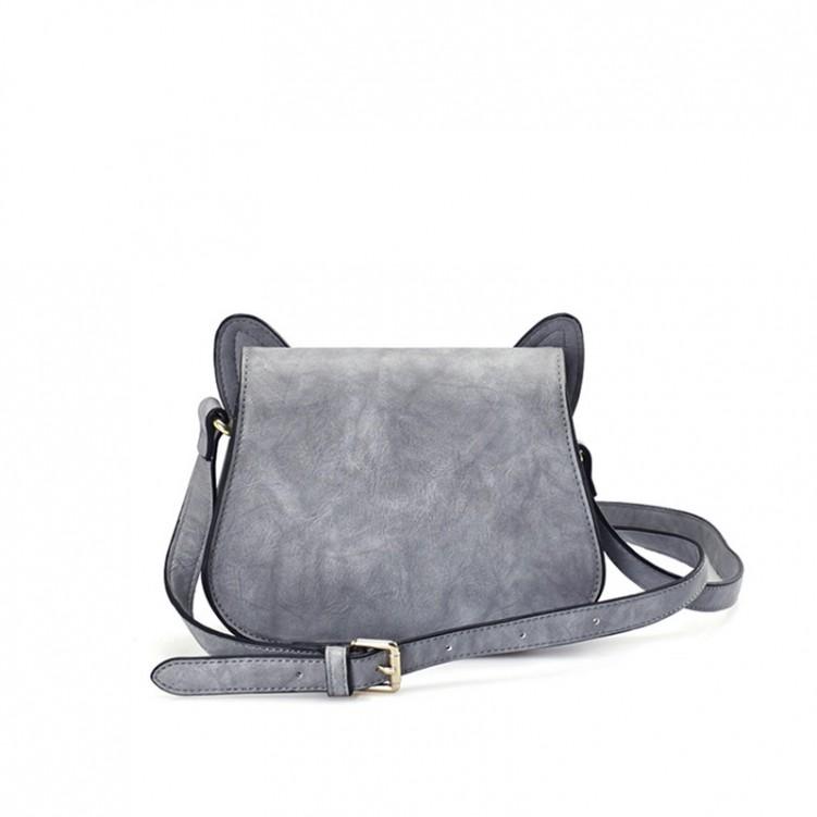 HUAMUMA Small Bag Gray Dog  HM16C1184