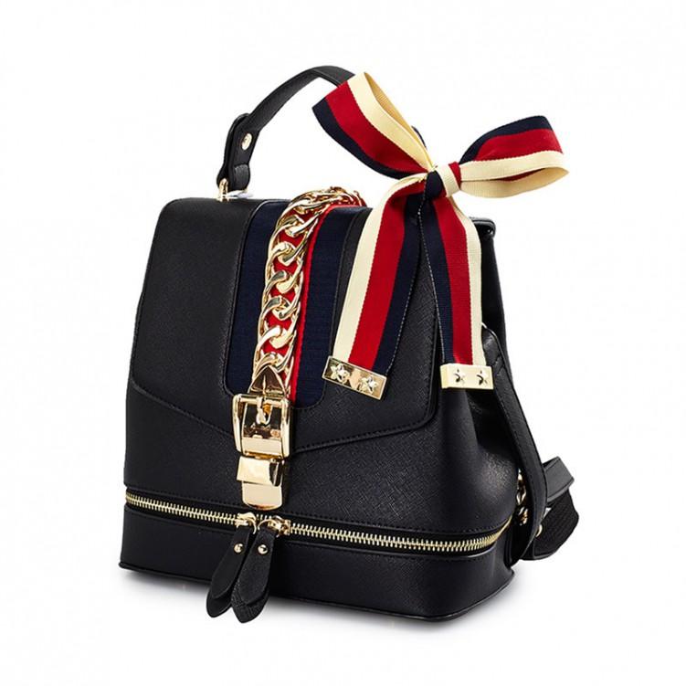 HUAMUMA The Coolest Ethnic Trend Bag HM16C1180 Black