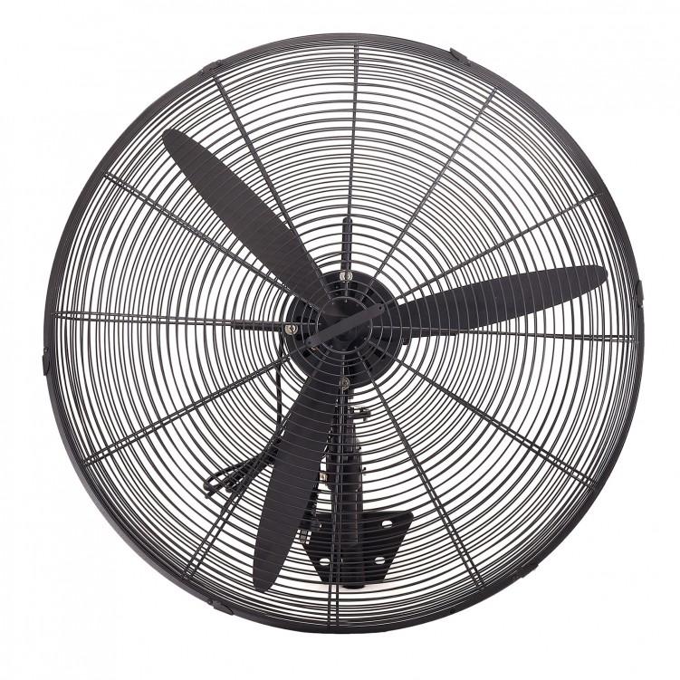 Aluminum Wall Fan  For Industry,Black