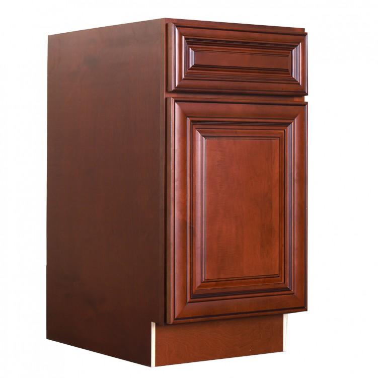 LESSO Wood Impression, Classical RTA Kitchen Cabinet