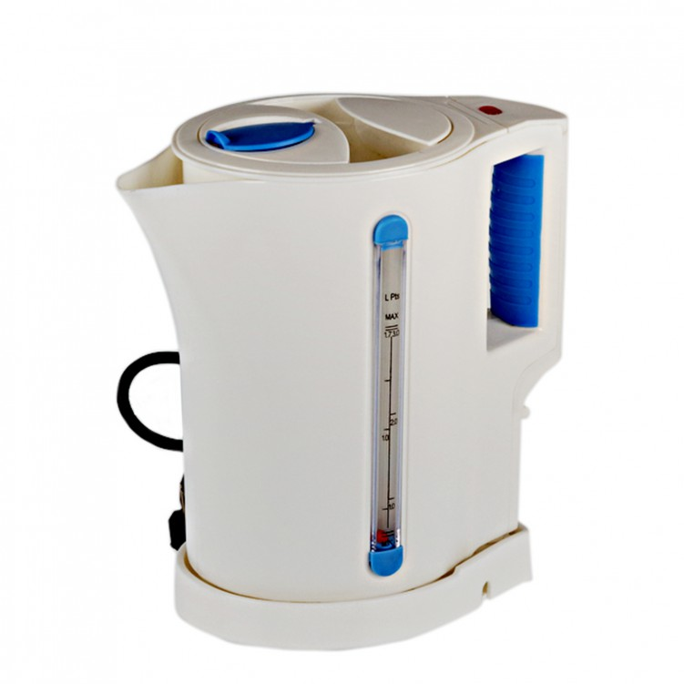 2L Electric Kettle with Skid Handle and Water Level Scale 1800w