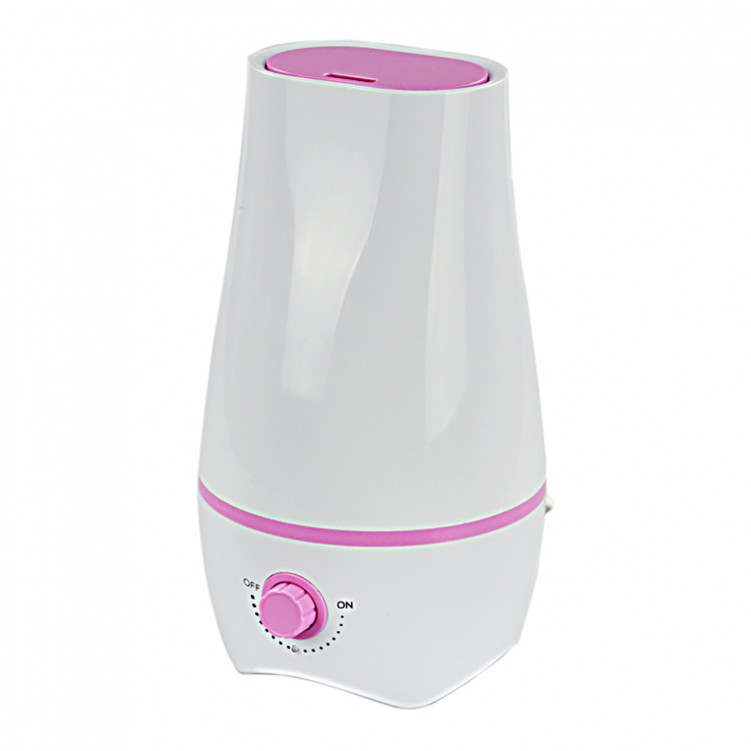 Humidifier with Torsional Button 2L