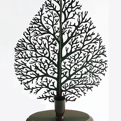 Tree Model Design Metal Candle Holder