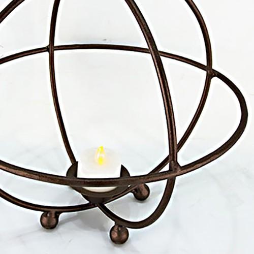 Modern Design Metal Candle Holder