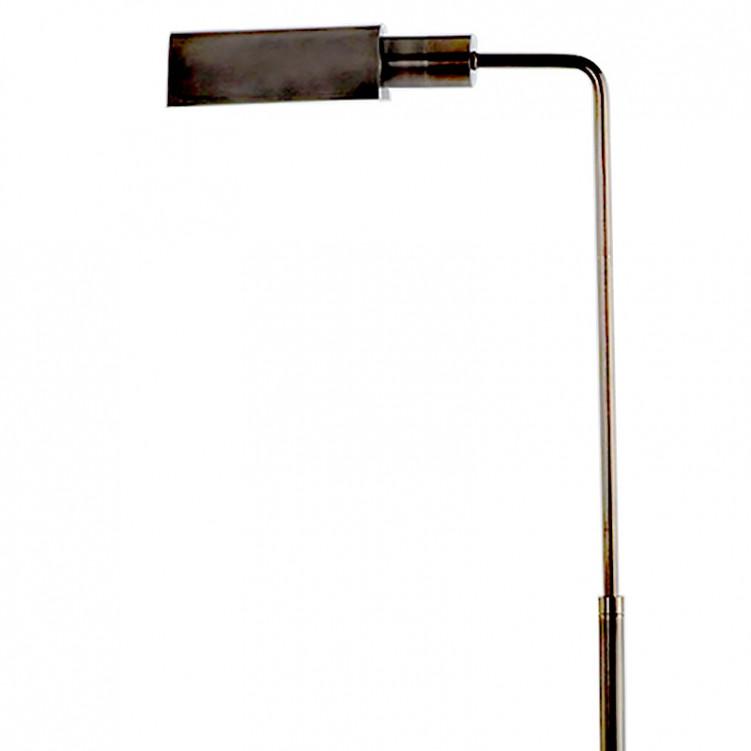 Calvin Patik Floor Lamp, High quality, Copper, LT1282-1VAN
