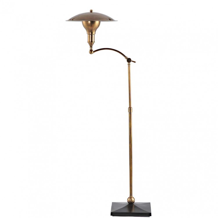 Calvin Patik Floor Lamp, High quality, Copper, LT20149-1VBN