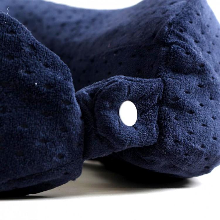 Monochrome U-Shape Pillow