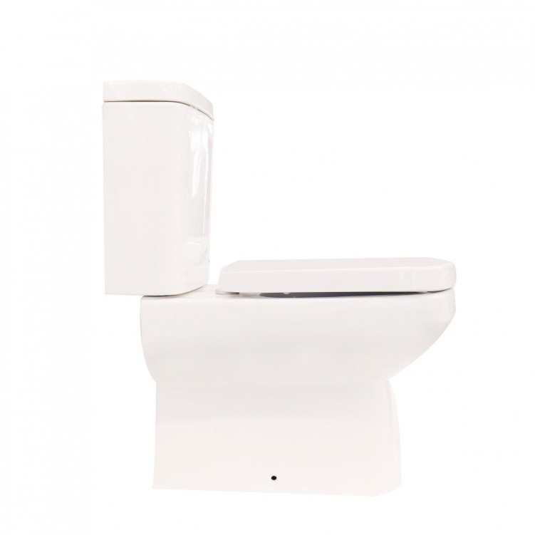Watermark Certificate Washdown Two Piece Floor Mounted Toilet