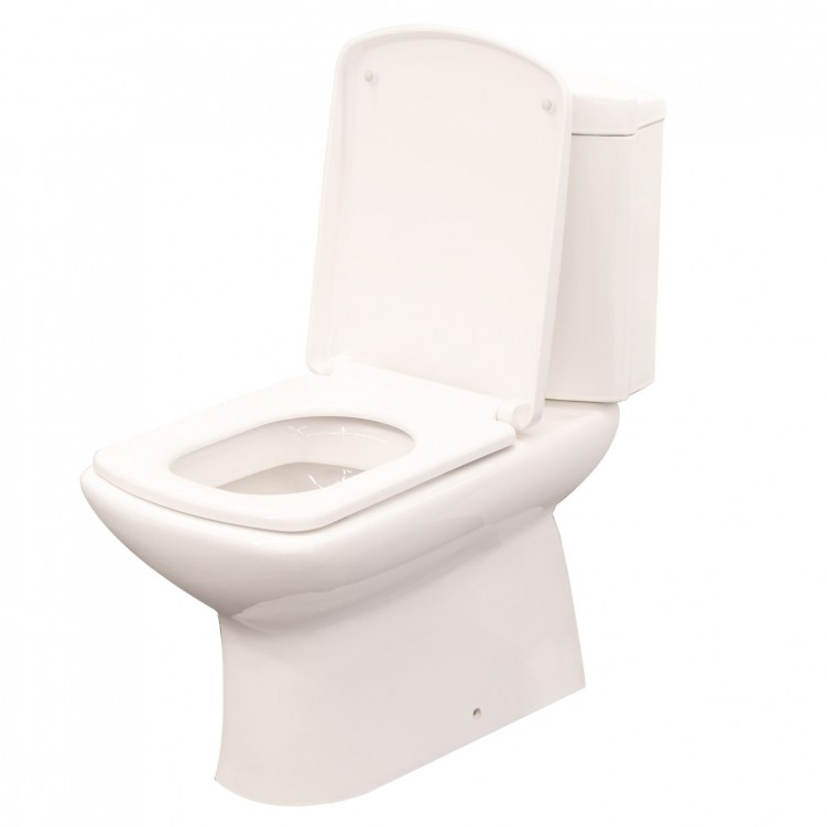 Watermark Square Shape Two Piece Toilet