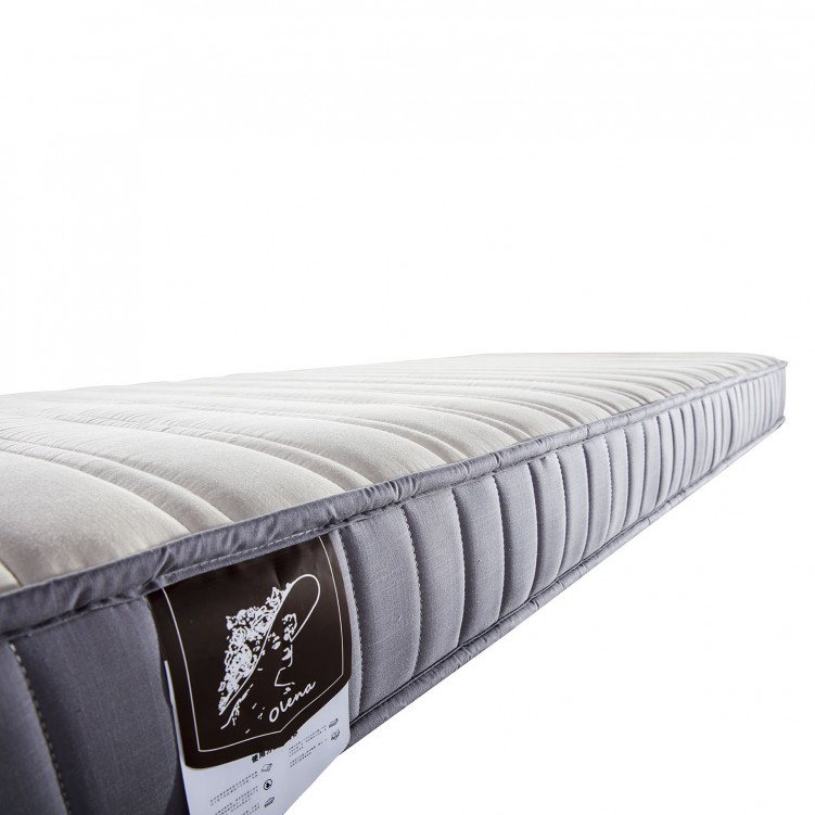 Organic Milky White Innerspring Mattress BM-4