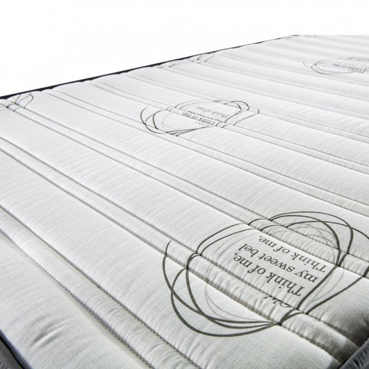 Organic White Innerspring Mattress BM-1