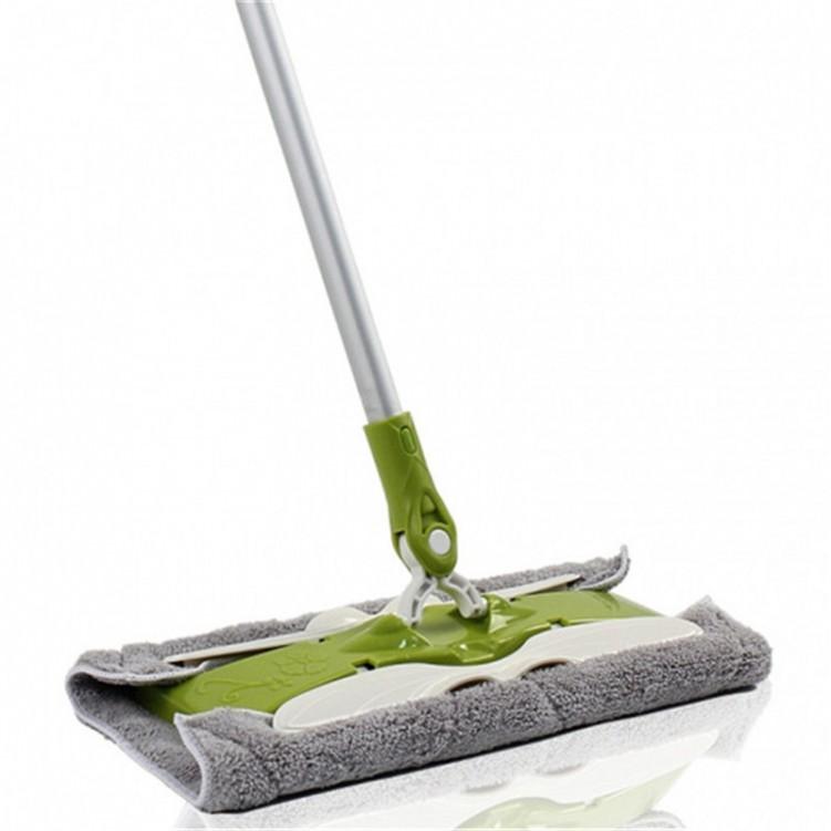 Aluminum Buckle Flat Mop