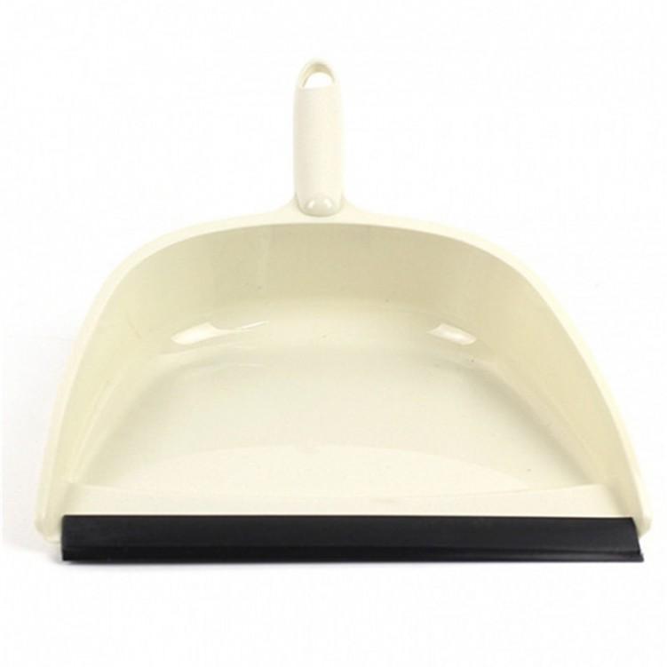 Microfiber Plastic Dustpan Set