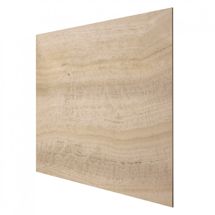 Quartz Slab, Italian Travertine Super White