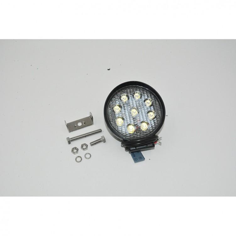 LED 60 Degree Work Light 28MIL*2*9pcs