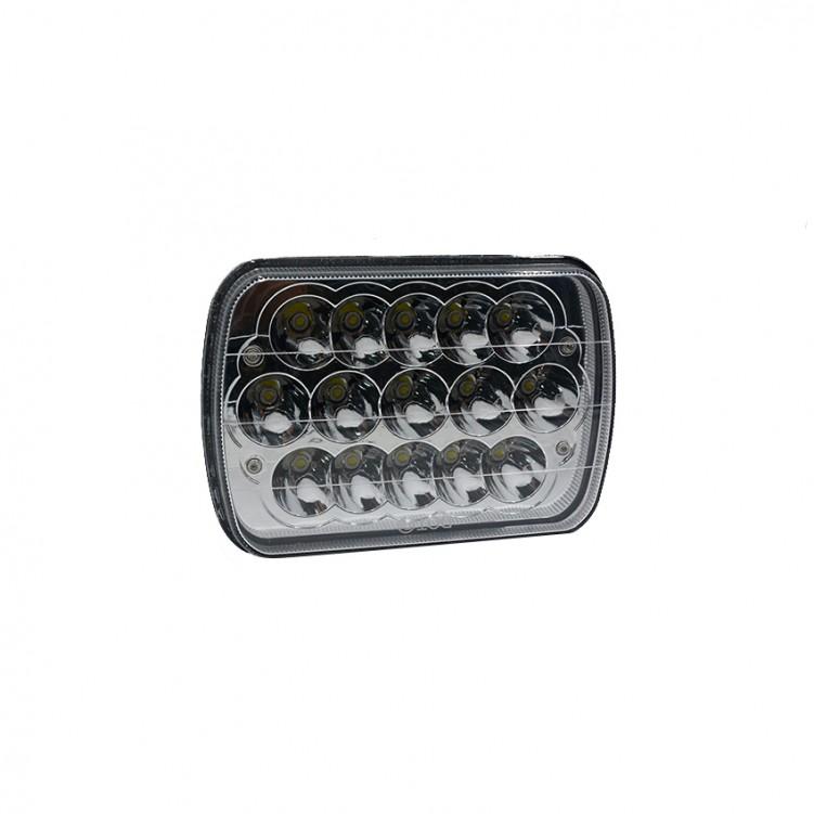 LED Work Light 28MIL*2*15pcs High Low Beam