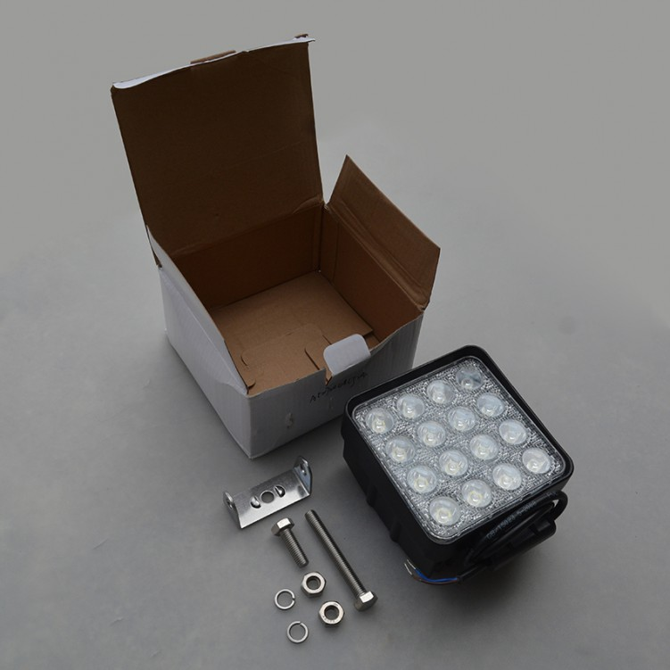 LED 60 Degree Work Light 28MIL*2*16pcs