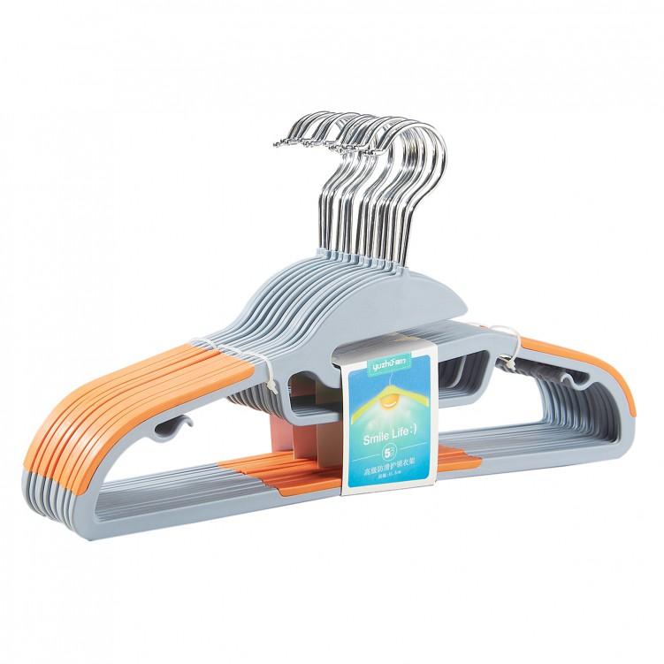 Non-Slip Plastic Hanger