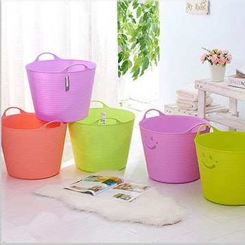 PP Dirty Laundry Basket in Foldable
