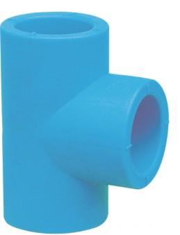 PE Water S/F Tee Blue
