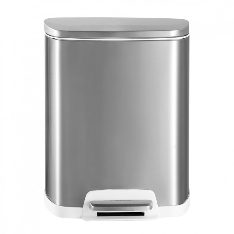 Cozy Life Stainless Steel Trash Can 8L