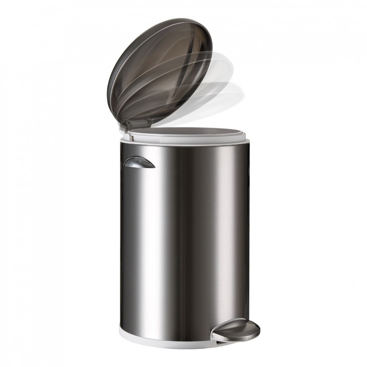 Fit-X Stainless Steel Trash Can 12L