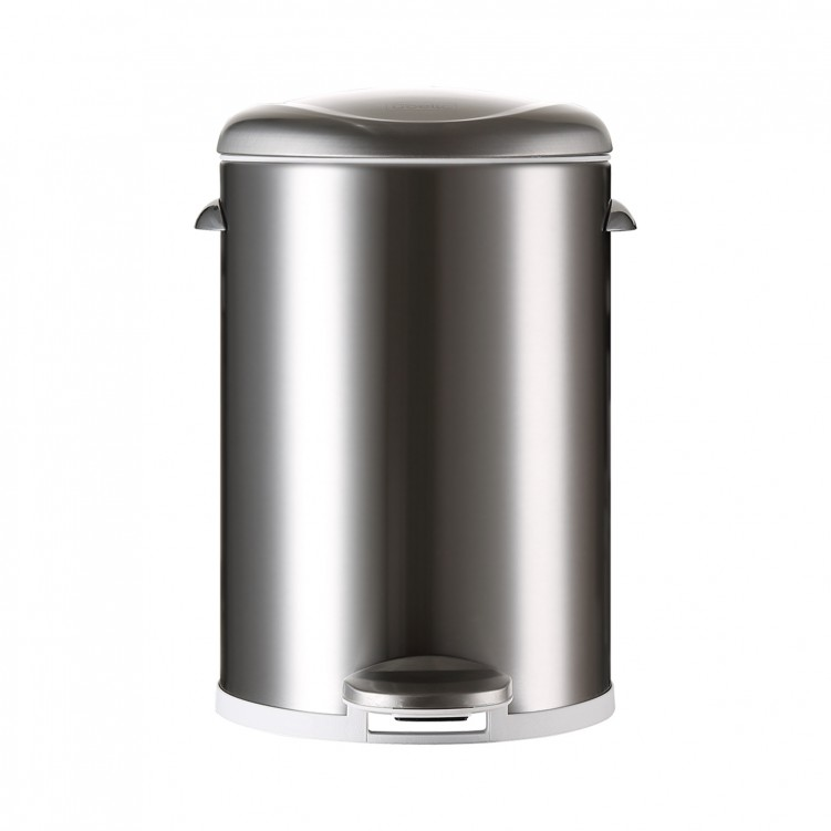 Fit-X Stainless Steel Trash Can 5L