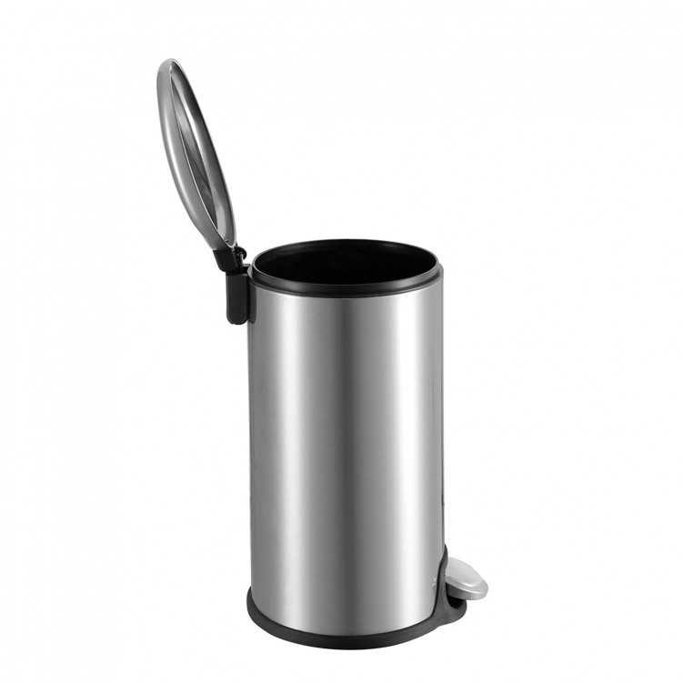 Optimal Life Stainless Steel Trash Can 12L