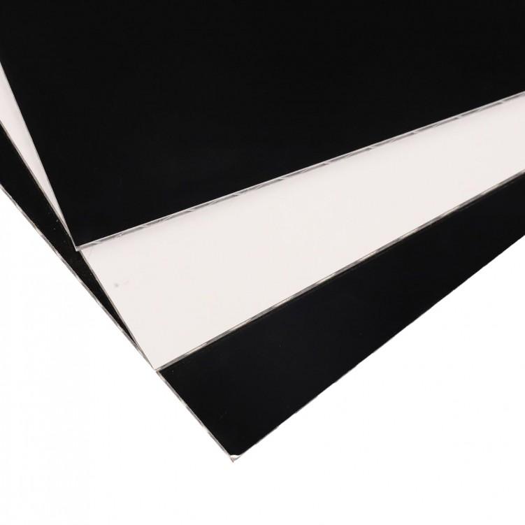 Aluminium Space Plate,Black