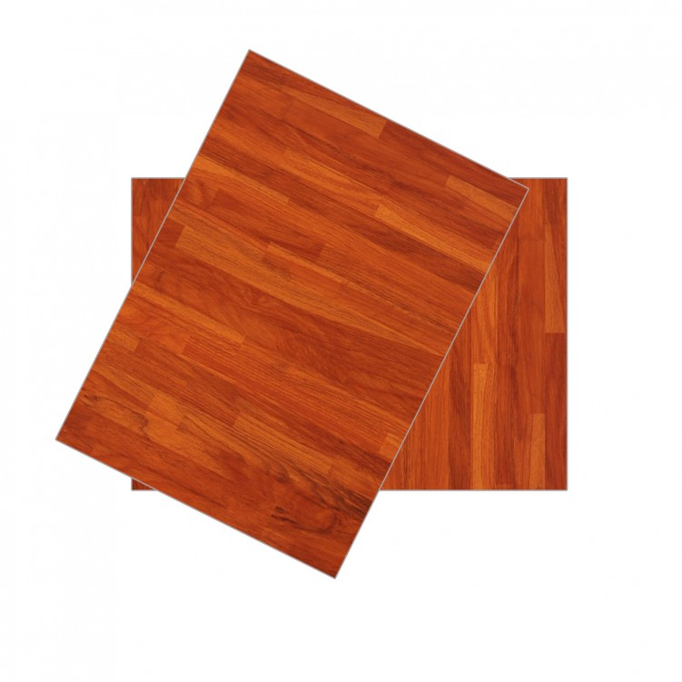 Aluminium-Wood Composite Panel, Red