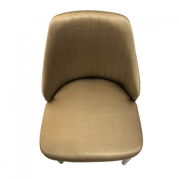 LESSO HOME Cooper Fabric Armless Slipper Chair