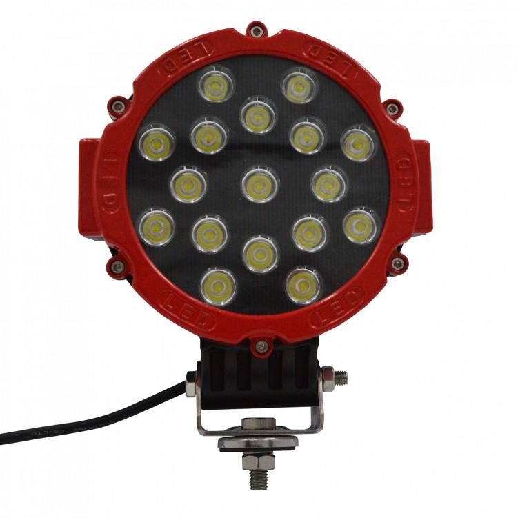LED 30 Degree Work Light 28MIL*2*17pcs