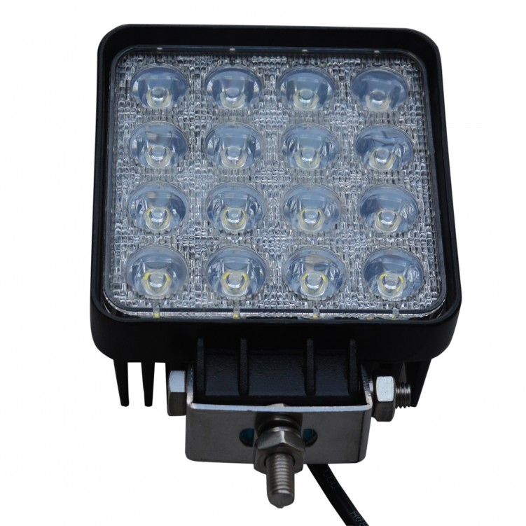 LED 60 Degree Work Light 28MIL*2*16pcs